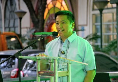 Fr. Maspara's Speech during the Launching of Recoletos Journals